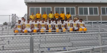 The 2021 Mount View Golden Knights (Photo Courtesy of Gary Dove)