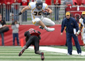 Owen Schmitt (Photo Courtesy of WVU Athletics)