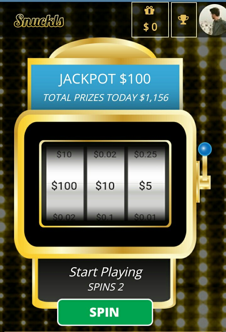 Spin And Win Unlimited Free Paytm Cash- Snuckls loot - Lootpur