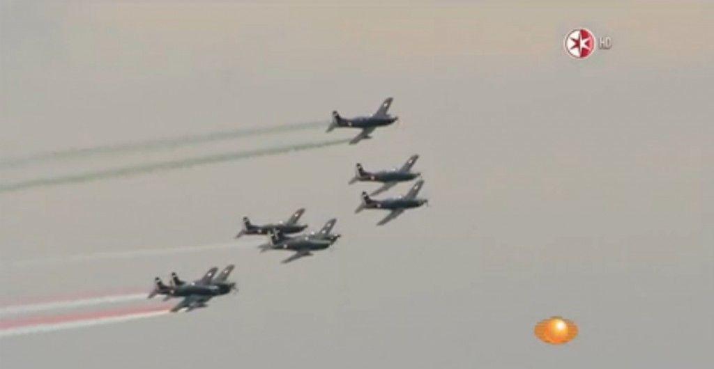 La Fuerza Aérea Mexicana cumple 100 años