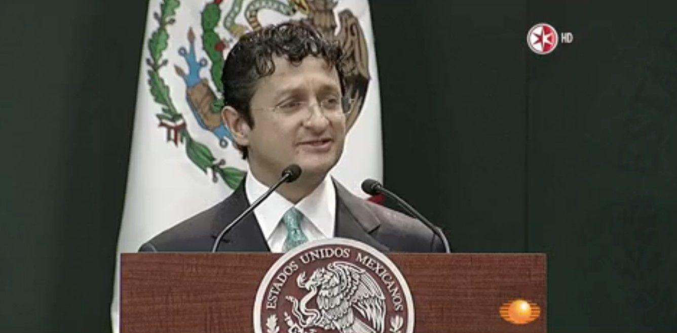 Virgilio Andrade, nuevo secretario de la SFP