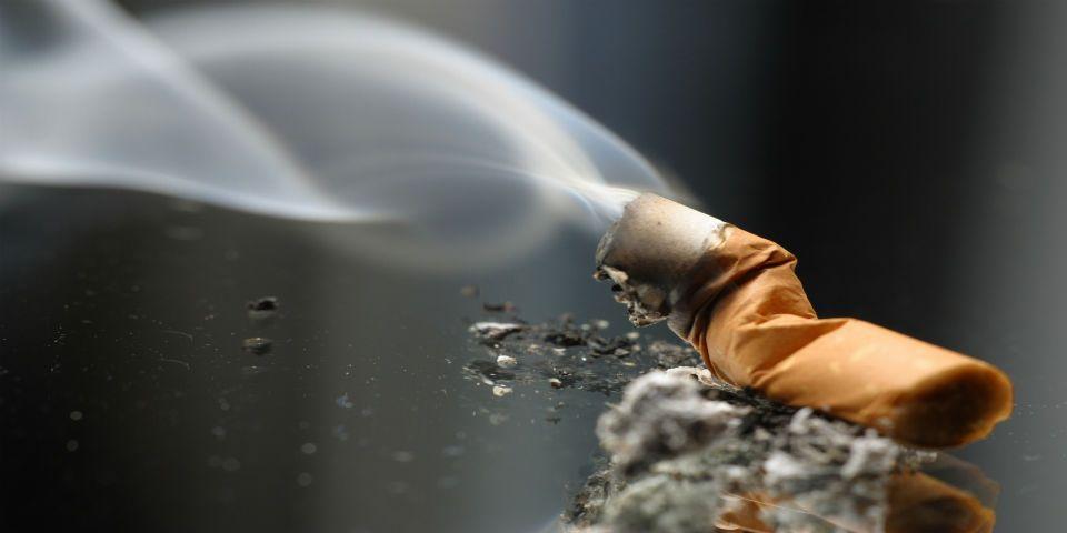 Humo de Cigarro.