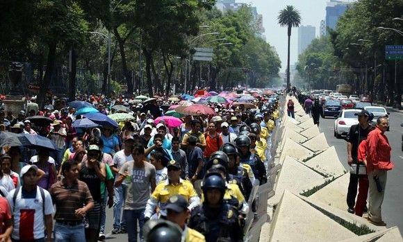 CNTE provoca pérdidas de hasta 80% en negocios: Canacope-Servytur