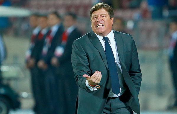 Miguel Herrera ya no es el seleccionado nacional. Foto de Getty Images