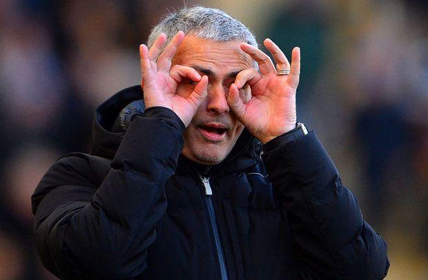 José Mourinho afirma que en Portugal se están pagando suelos demasiado altos. Foto de Getty Images.