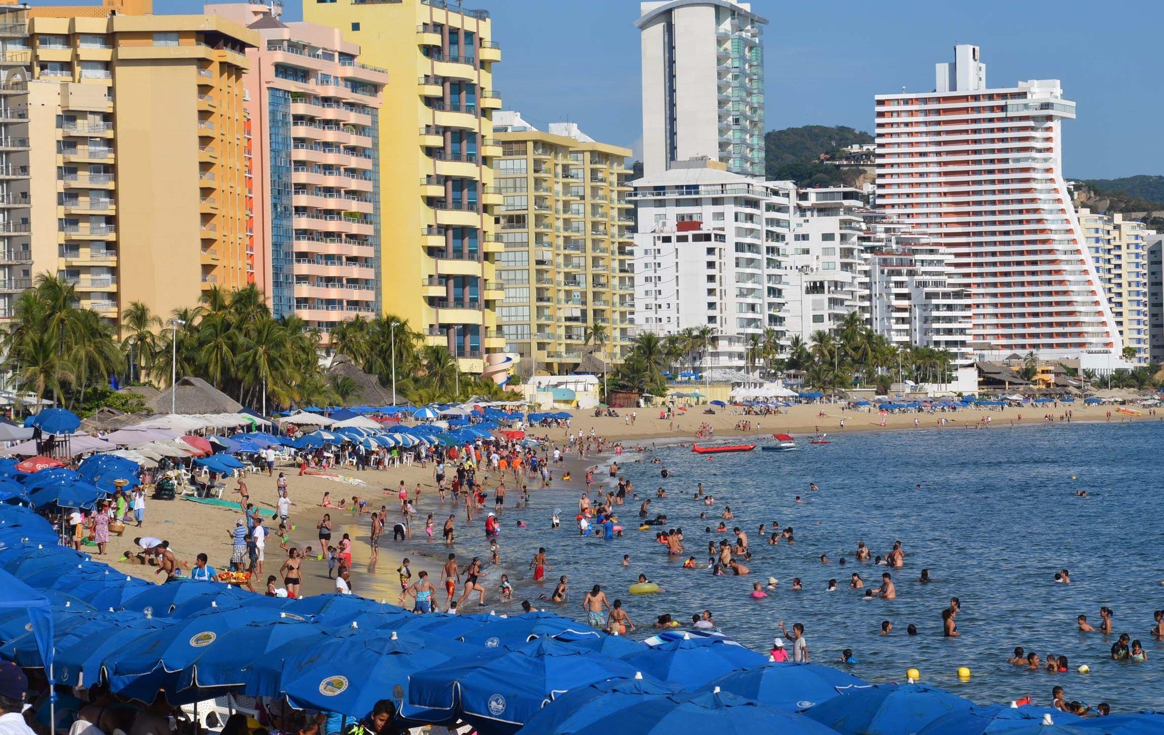 Acapulco fue declarada recientemente como la tercera ciudad más violenta del mundo.