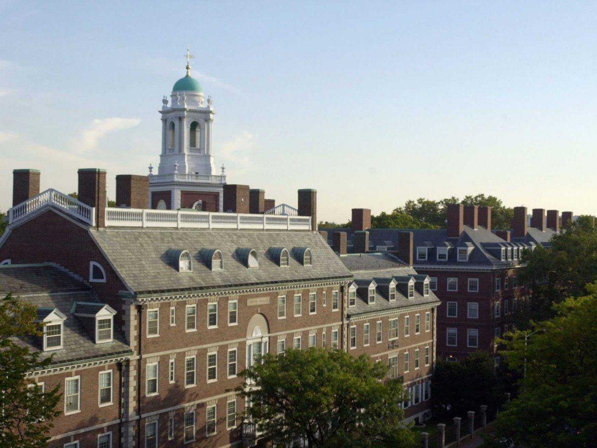 Harvard encabeza esta lista en su edición del 2015. Foto de Getty Images.
