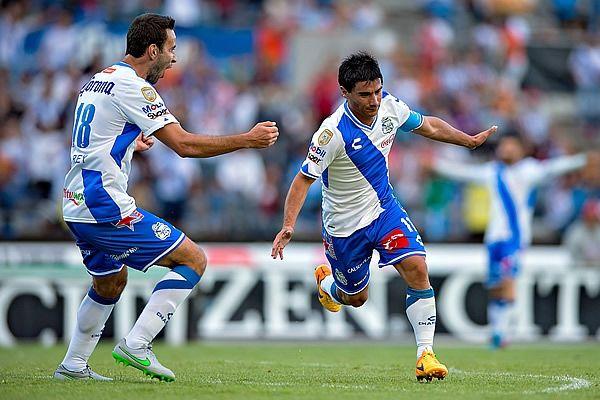 Alustiza confirmó la remontada del Puebla. Foto de Mexsport