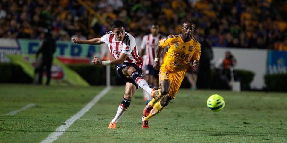Tigres espera poder cambiar esta dinámica ante Jaguares. Foto de Chivas