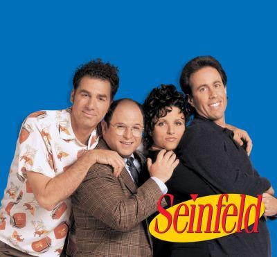 La vida de Jerry Seinfeld fue llevada a una serie por demás divertido.