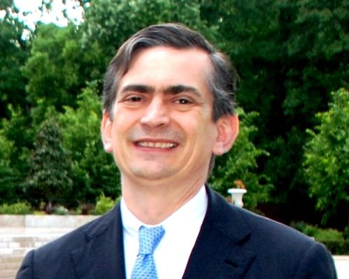 Agustín García López, embajador de México en Francia. Foto de internet