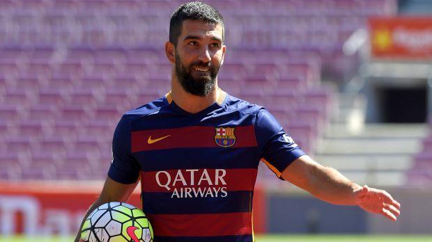 Arda Turan tendrá que esperar para debutar con el Barcelona. Foto de FC Barcelona