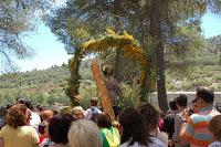 Los regantes celebran la festividad de su patrón