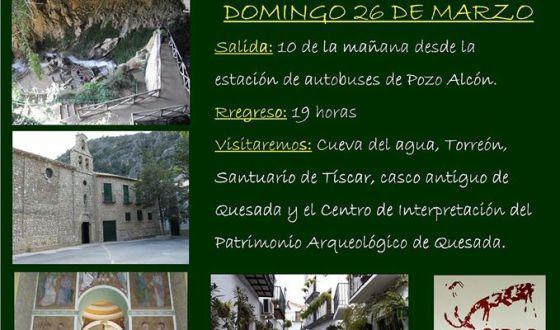 VIAJE APLAZADO Viaje cultural a Quesada