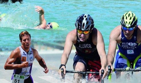 Unos 150 deportistas se darán cita en el V Triatlón Sierra de Cazorla que se celebrará en Pozo Alcón el próximo 2 de julio