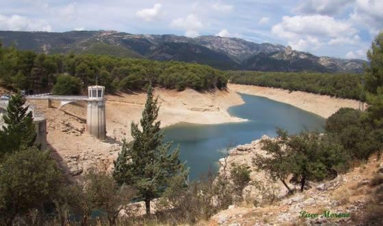 El Pantano de la Bolera en estado de emergencia con el 20% de su capacidad