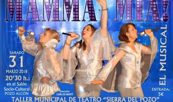 Reposición de Mamma Mia