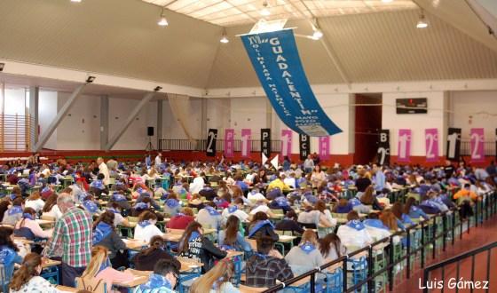 125 centros educativos se dan cita en la Olimpiada Matemática