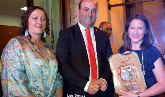 Pregón de fiestas emotivo a cargo de María del Carmen García (descarga)