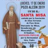 S. Antón. 17 de Enero