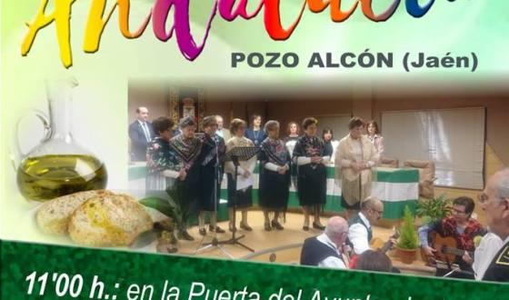 Actividad Día de Andalucía