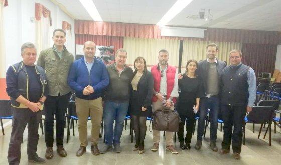 El PSOE se suma a las reivindicaciones de rechazo al proyecto de macrogranja de Dehesas de Guadix, se ponen a disposición de la Plataforma vecinal y piden al PP que recapacite