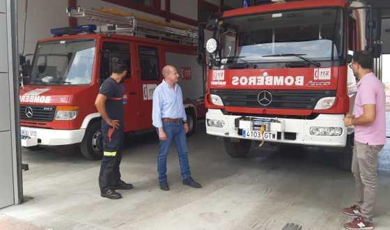 La Diputación instalará tomas de agua para extinción de incendios