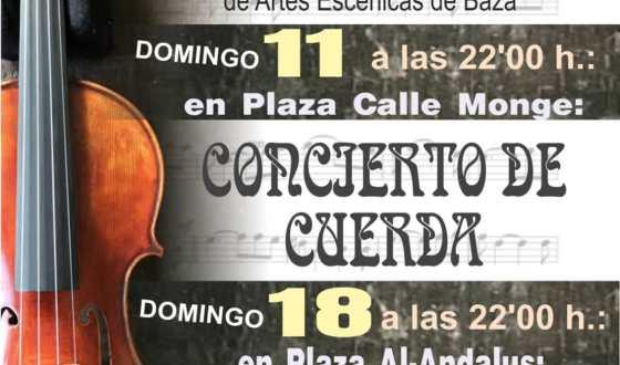 Citas para el fin de semana: Cine , música y verbena en Fontanar