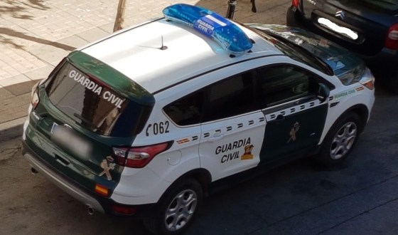 La Guardia Civil detiene a 19 personas extranjeras por no disponer de documentación en regla