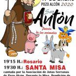 Las mascotas tienen una cita con S.Antón