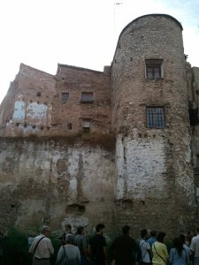 Muralla y torre de origen árabe, Valencia