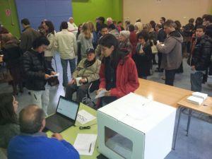 Democràcia, Participant