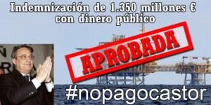 No queremos pagar el proyecto Castor