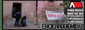 Solidaridad contra la represión a los Campamentos Dignidad Extremadura