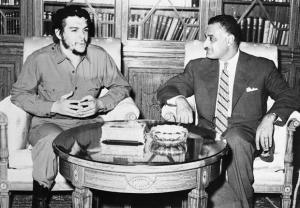 Che-Guevara-LoQueSomos-Abdel Nasser