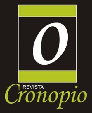 Logo Revista Cronopio 2015
