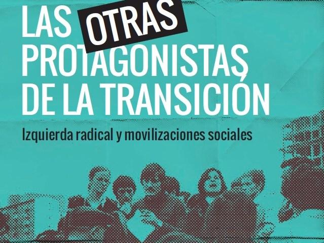 """Congreso: """"Las otras protagonistas de la transición"""""""