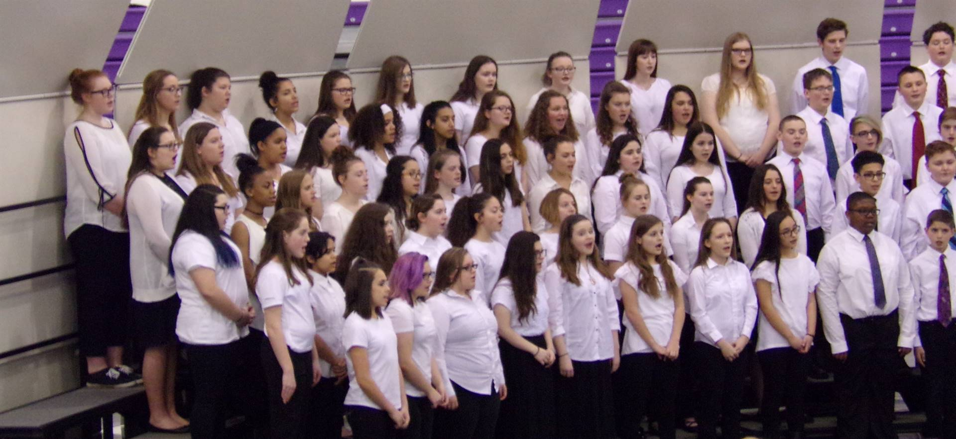 Middle School Honors Choir Amp Band Festival