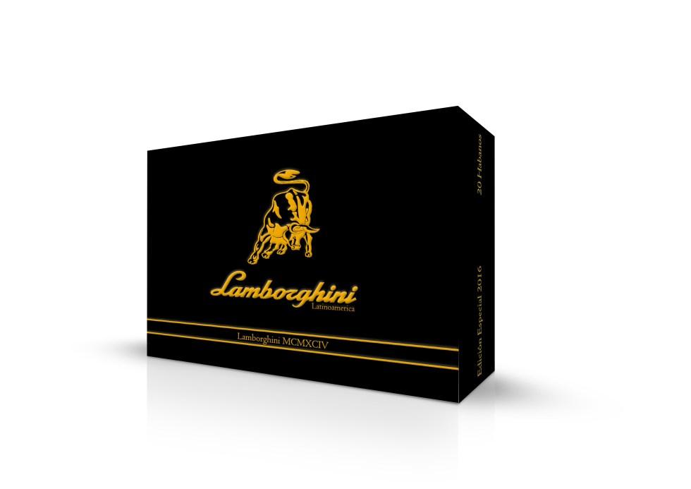 Lambo Black – Horizontal Box