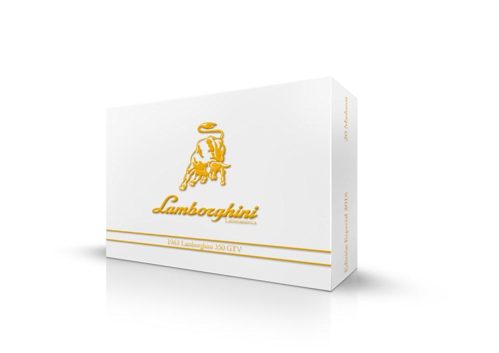 Lambo White – Horizontal Box