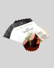 Flyers/leaflet