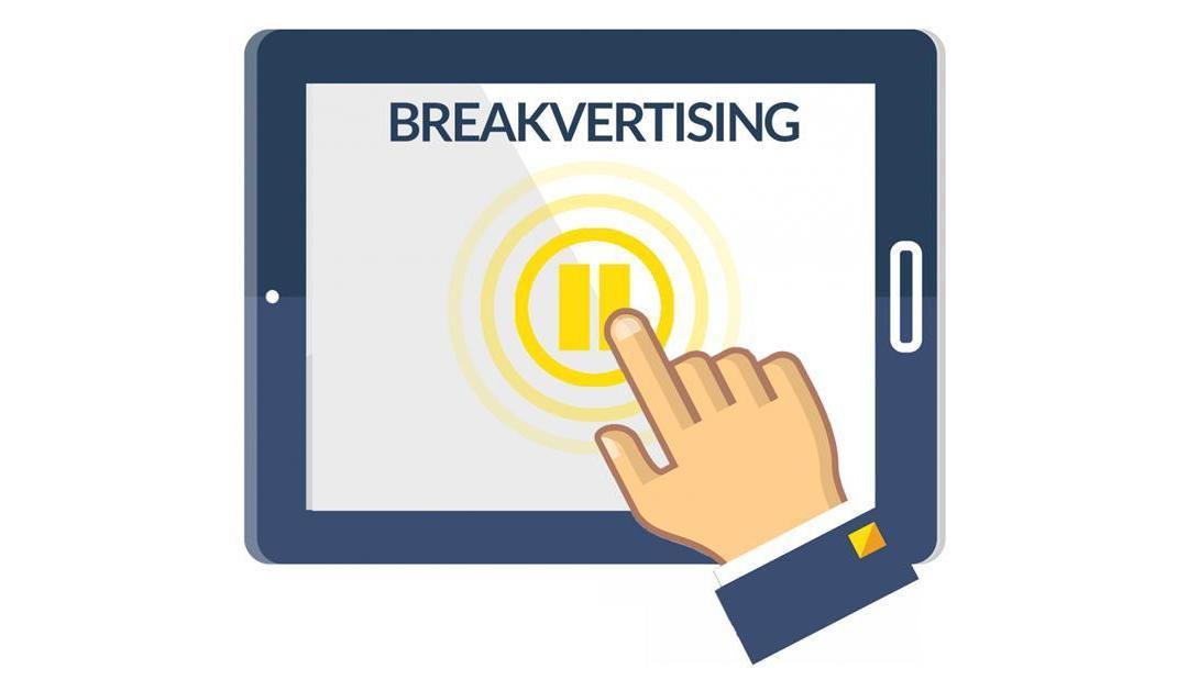 Breakvertising :  la publicité se trouve de nouveaux espaces