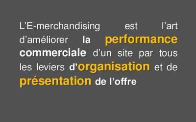 Les 6B de l'e-merchandising