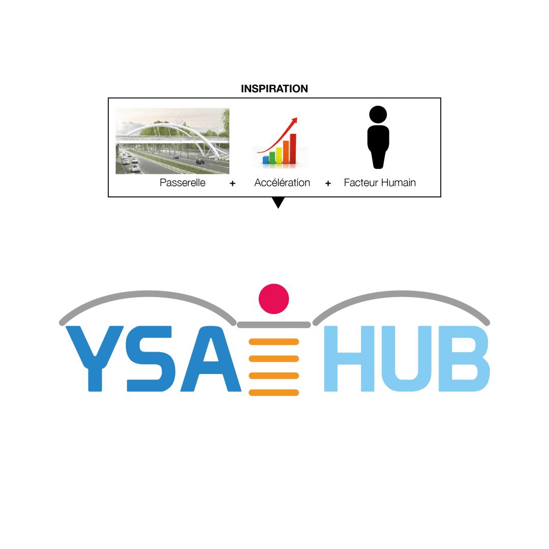 Logo YSA HUB