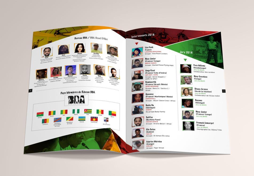 2-Brochure - Dossier de partenariat