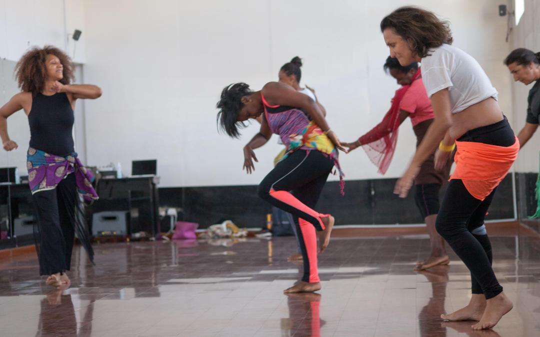 A la Découverte de la Danse Libre Universelle©