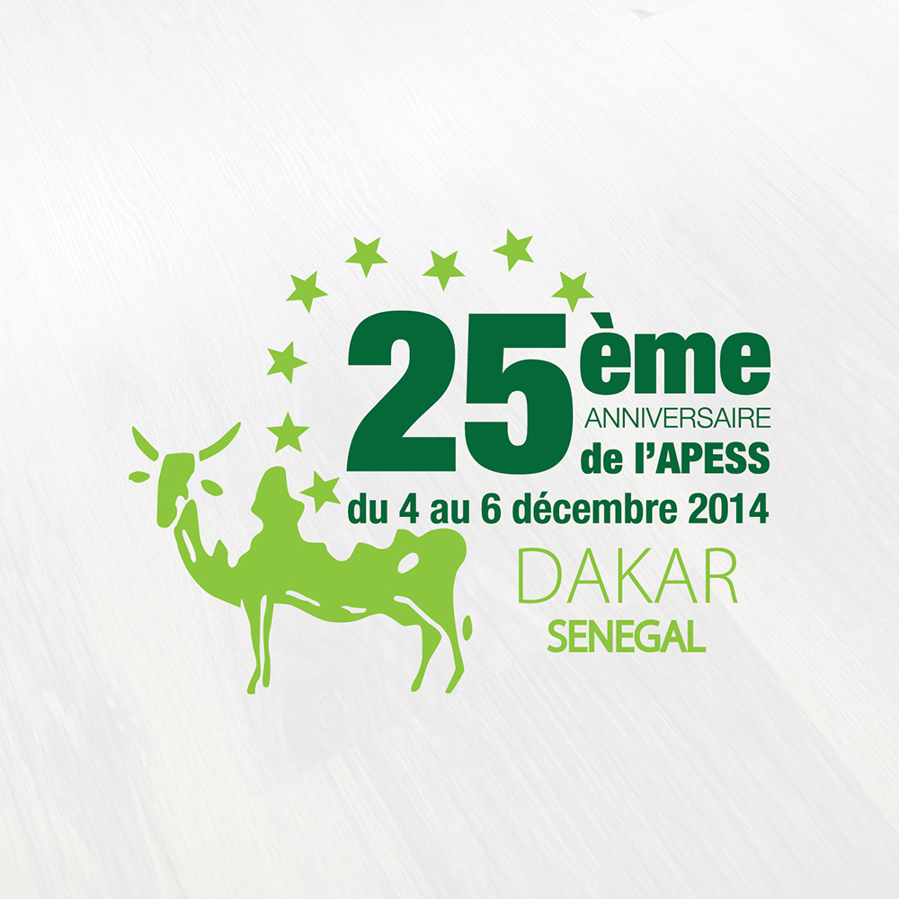 Logo Anniversaire - APESS