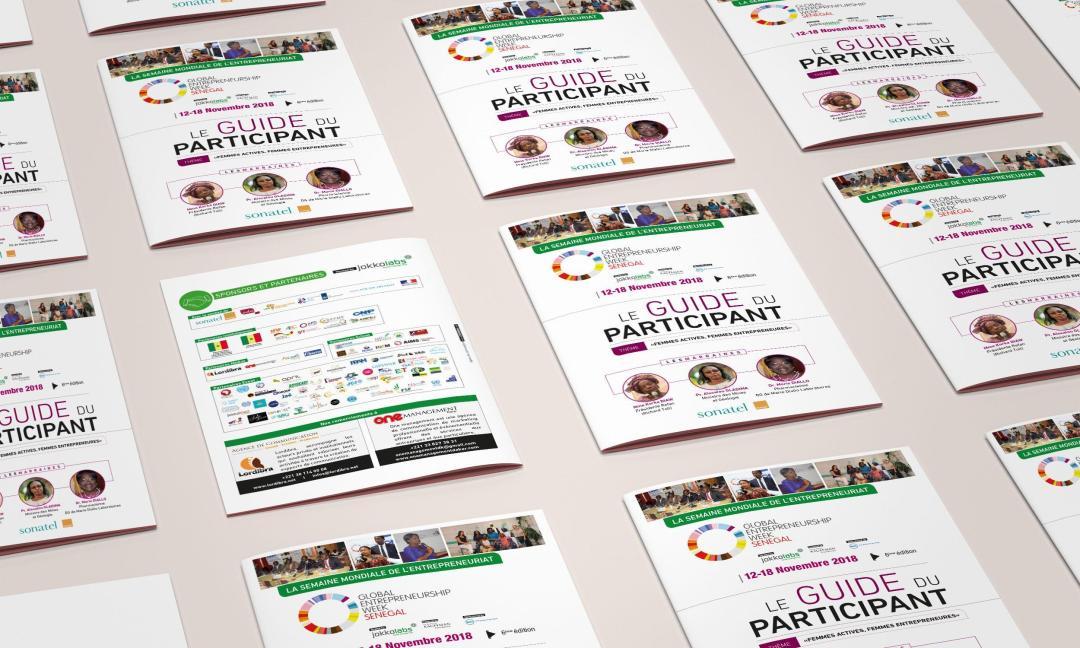 Brochure Le Guide du Participant - GEW