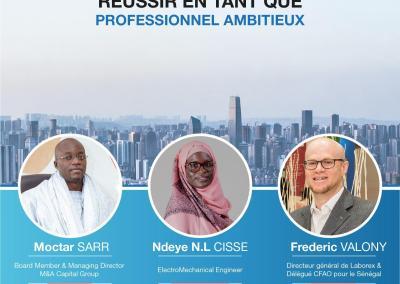 Linkedin Local Dakar