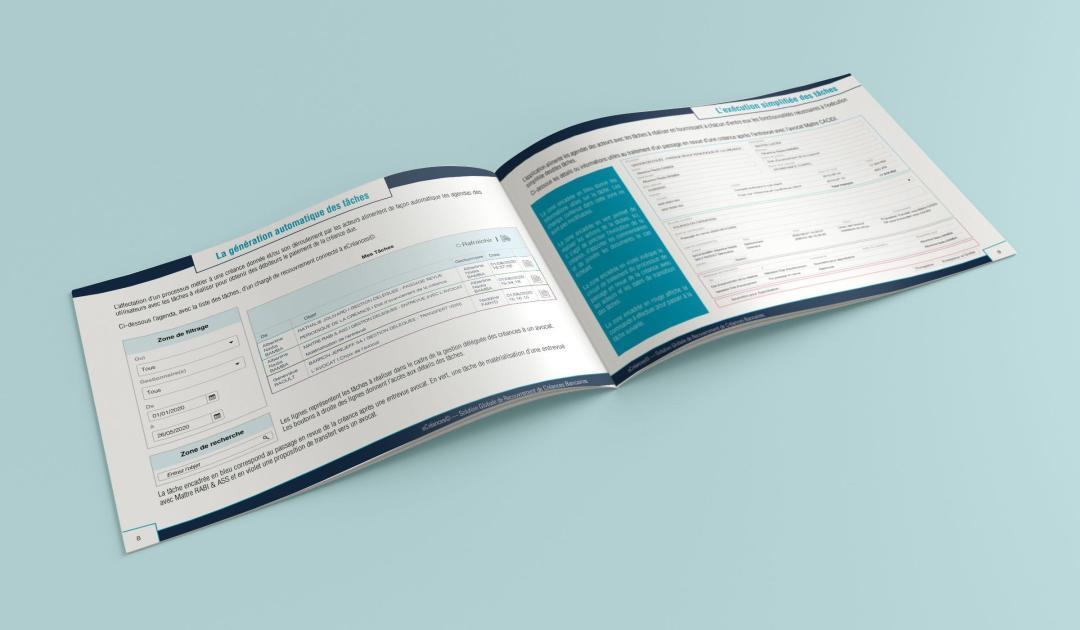 Brochure ou Book de présentation Design by Lordibra.net  